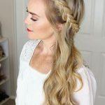 قشنگترین وجذابترین مدلهای بافت موی زنانه جدید
