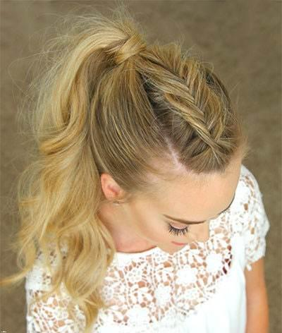زیباترین مدلهای بافت موی زنانه
