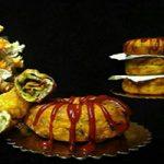 چگونگی درست کردن مرغ حلقه ای مجلسی