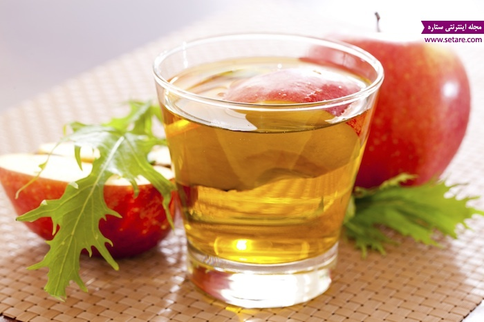 استفاده از سرکه سیب برای درمان رفلاکس معده