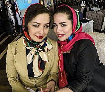 اخبار سرگرمی, بازیگر زن, ملیکا شریفی نیا, آزیتا حاجیان, عکس, اینستاگرام