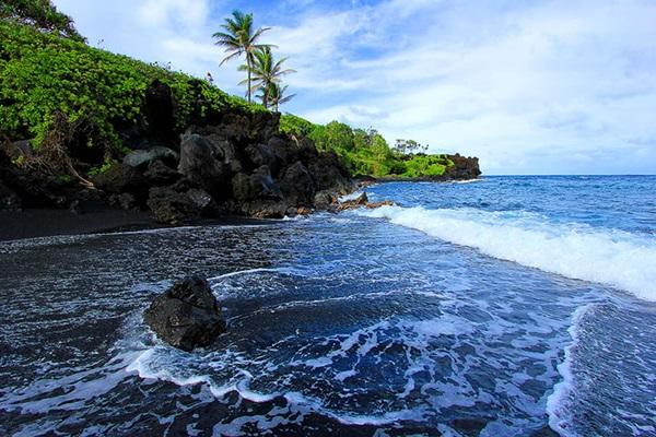 عکس های دیدنی جزیره مائویی در هاوایی