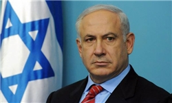 عکسی که نتانیاهو از موشک ایرانی در توئیترش منتشر کرد+عکس