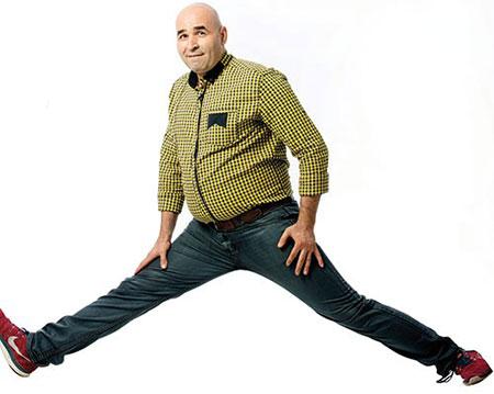 بیوگرافی علی مسعودی (مشهدی) استندآپ کمدی