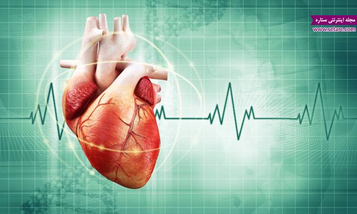 علت تپش قلب - درمان تپش قلب - تپش قلب چیست؟