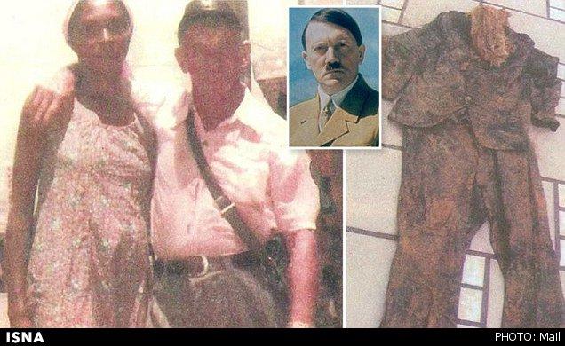 زندگی هیتلر تا 95 سالگی در برزیل!+عکس
