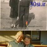زن و شوهر عاشقی که بعد از 72 سال زندگی مشترک دست در دست هم مردند! +عکس
