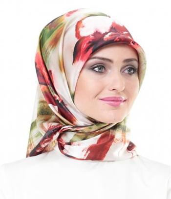 مدل روسری ترک