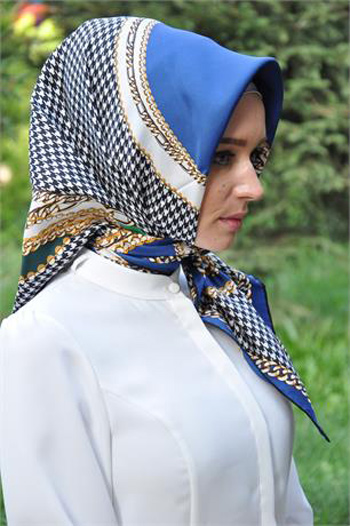شیک ترین مدل روسری های ترک