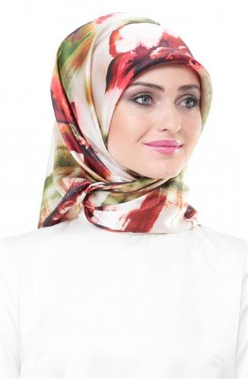 مدل روسری برند Armine