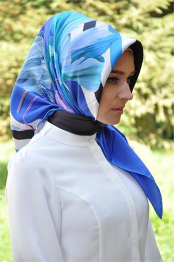 مدل روسری ابریشمی برند Armine, روسری ابریشمی ترک