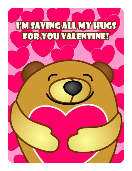 Valentine bears (10)