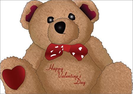 Valentine bears (13)