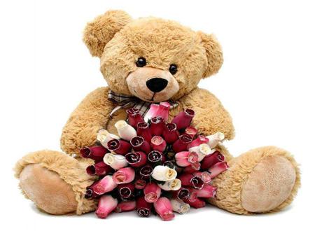 Valentine bears (3)