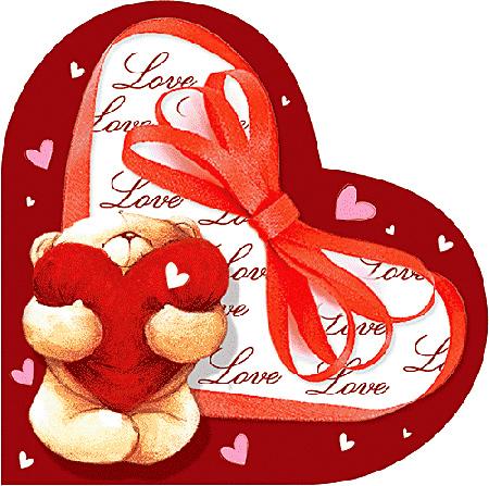 Valentine bears (9)