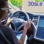 رانندگی بهتر با عینک هوشمند گوگل