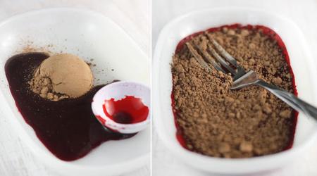 طرز تهیه کیک مخملی قرمز,درست کردن کیک مخملی قرمز