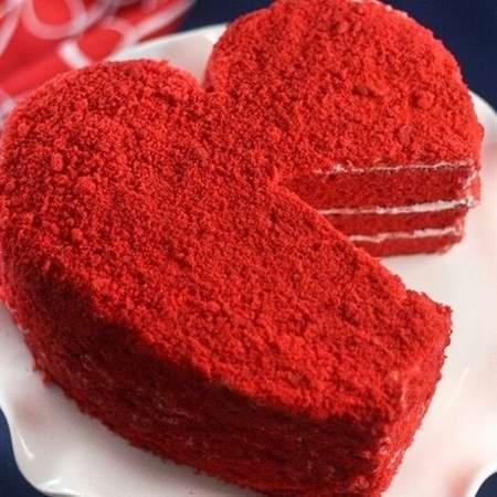 درست کردن کیک مخملی قرمز,کیک مخملی قرمز مخصوص ولنتاین