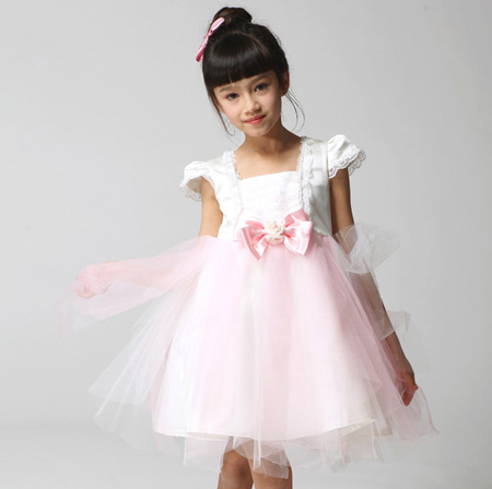 مدل لباس دخترانه,مدل لباس عروس بچه گانه