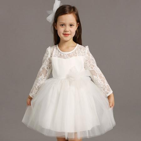 لباس عروس بچه گانه,لباس مجلسی دخترانه