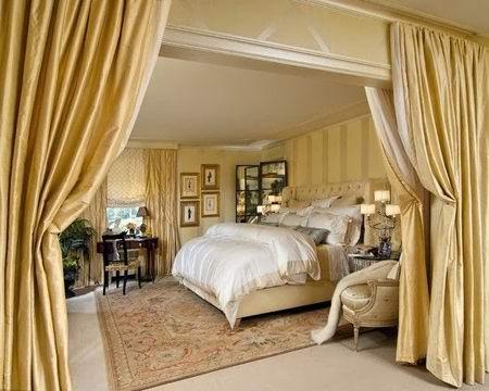 اتاق خواب لوکس, دکوراسیون اتاق خواب لوکس