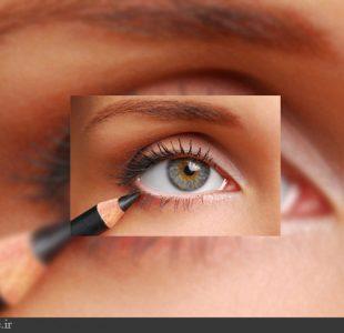 انواع مختلف خط چشم + آموزش